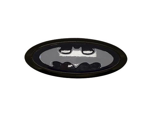 The Bat 3D Overlay Emblem Ford Oval F150 Emblem