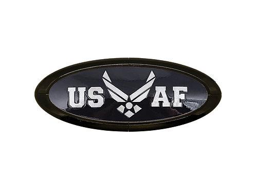 USAF 3D Overlay Emblem Ford Oval F150 Emblem