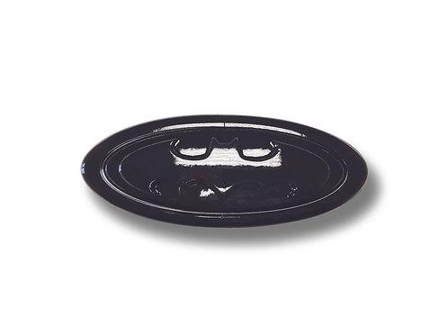 """The Bat"" 3D Overlay Emblem Ford Oval F150"