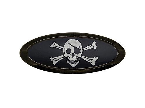 Pirate 3D Overlay Emblem Ford Oval F150 Emblem