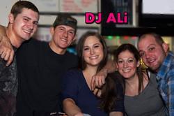 DJ ALi Crowd at HATTS TOO