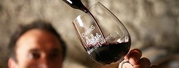 Heerlijke Cahors wijn