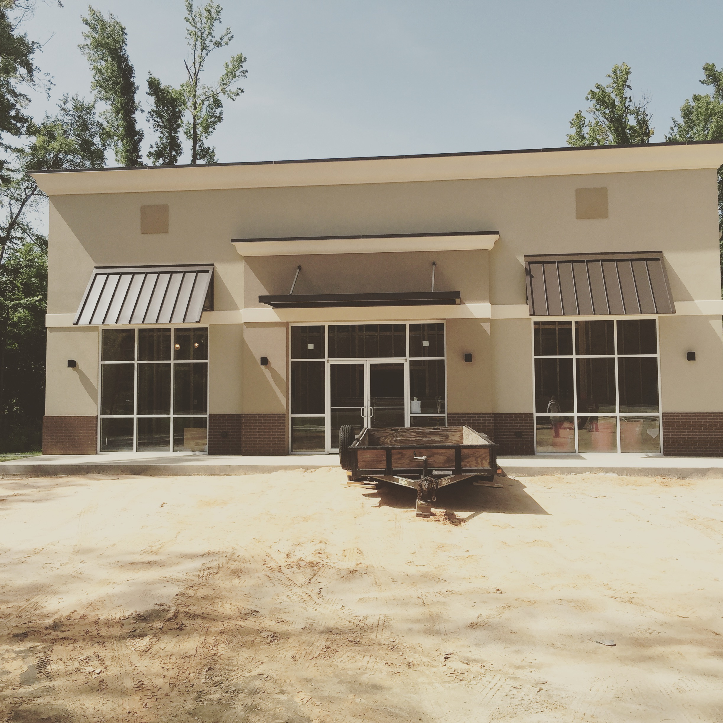 Moes Doctor Office Whitehall AR Sutliff Construction (1)