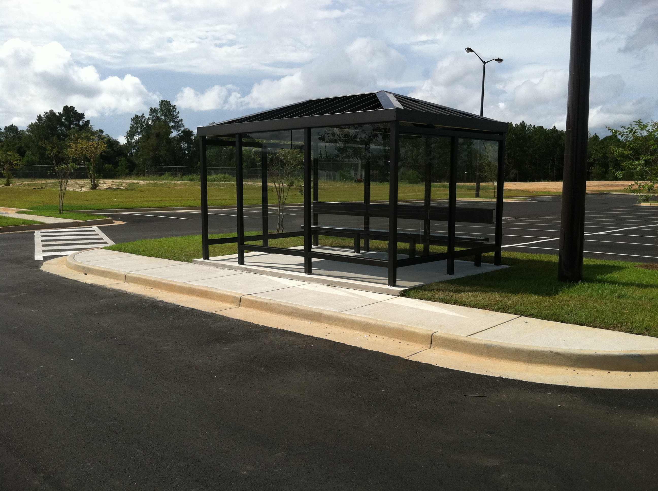 Mobile Bus Stop Canopy (2)