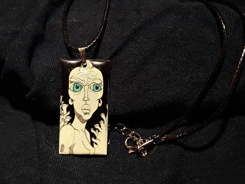 Lump Head Necklace
