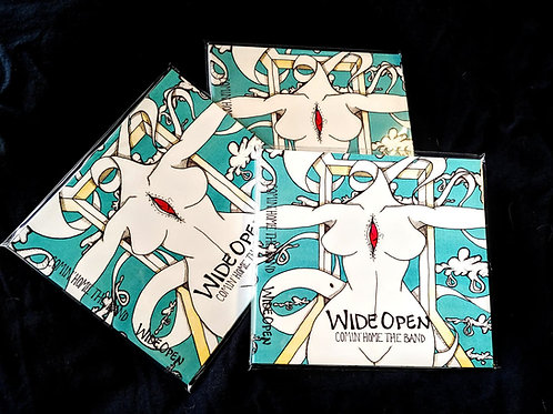 'Wide Open' CD