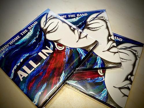 'ALL IN' CD