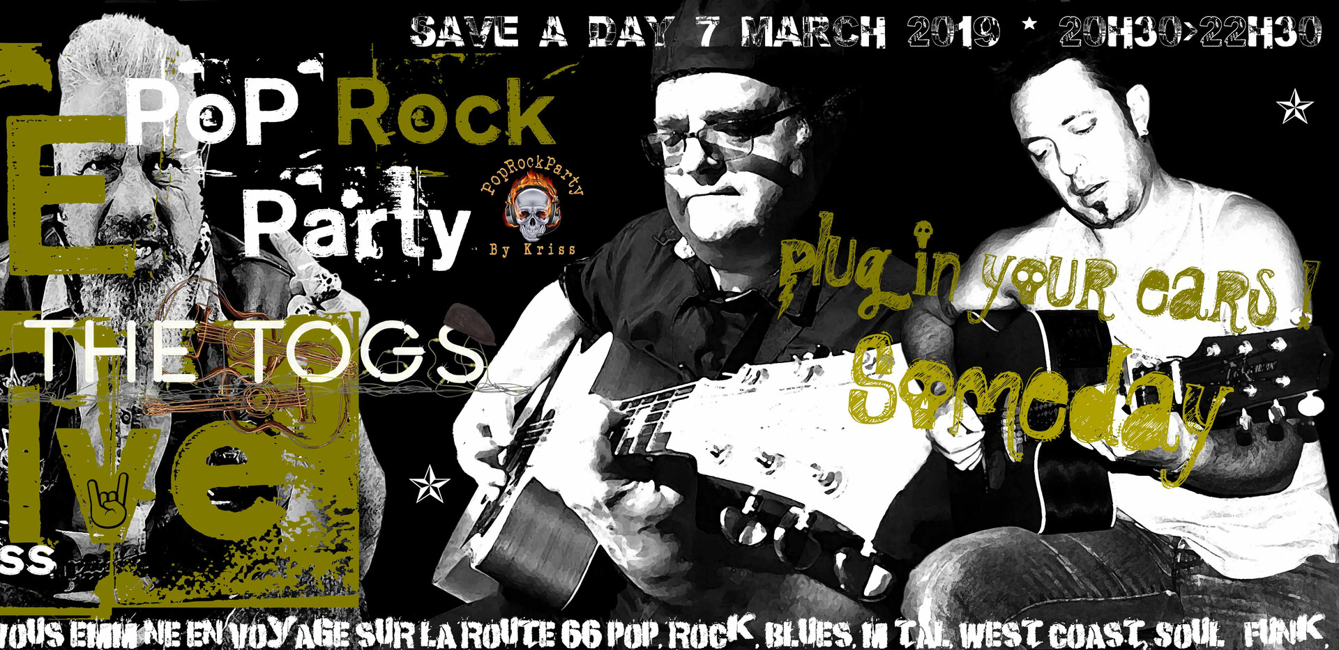 Emission Pop Rock Party By Kriss