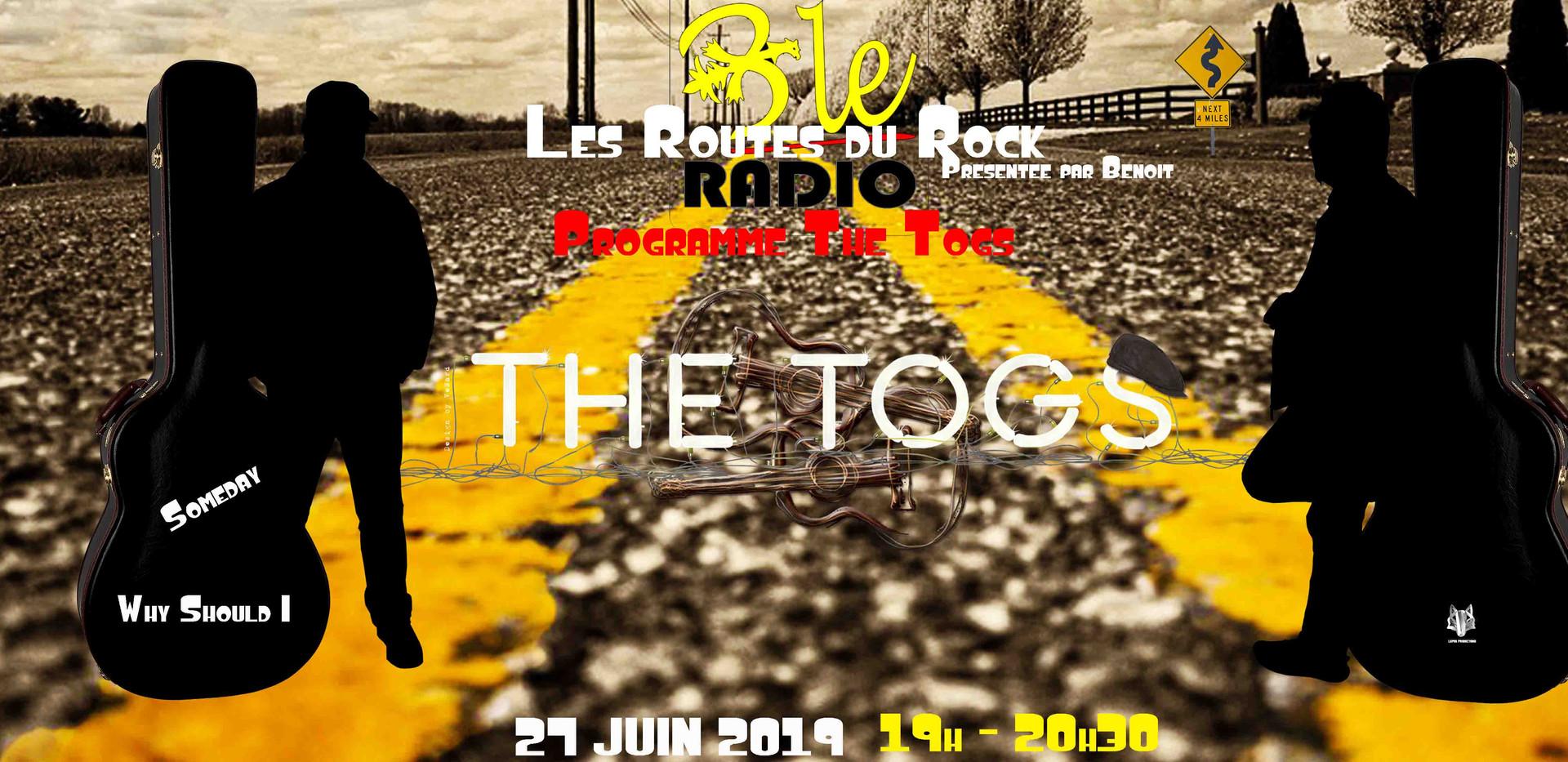 Emission Les routes du Rock Ble Radio 27