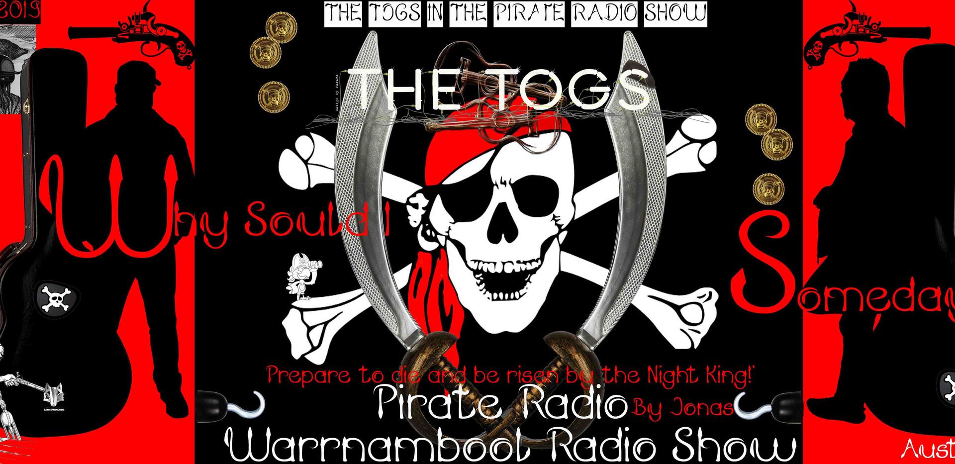 Emission Pirate Radio Show Warrnambool