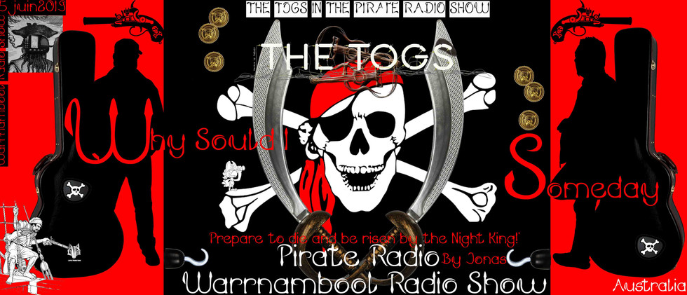 Emission Pirate Radio Show Warrnambool