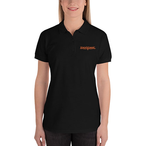 Stronger - Ladies Polo Shirt