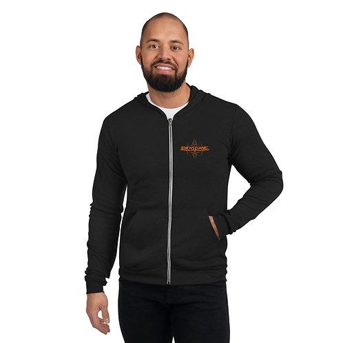 Stronger - Unisex Zip Hoodie