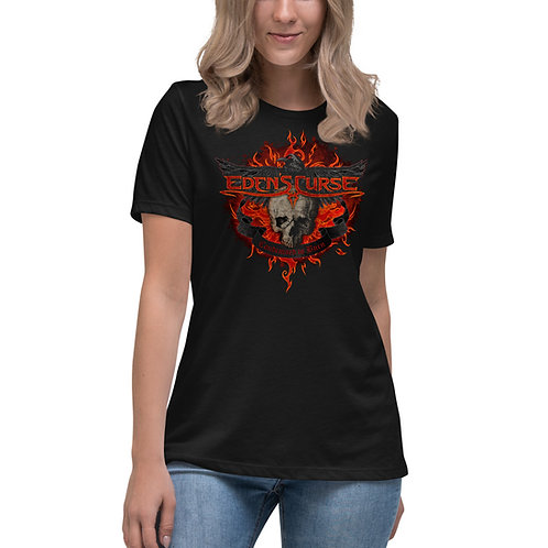 Condemned To Burn - Ladies T-Shirt