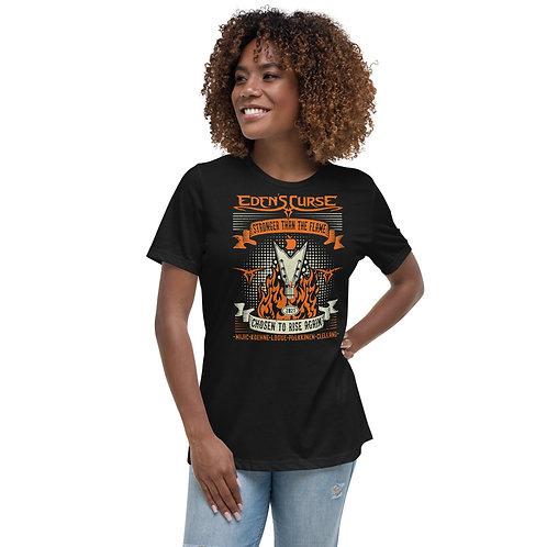 Stronger - Ladies T-Shirt