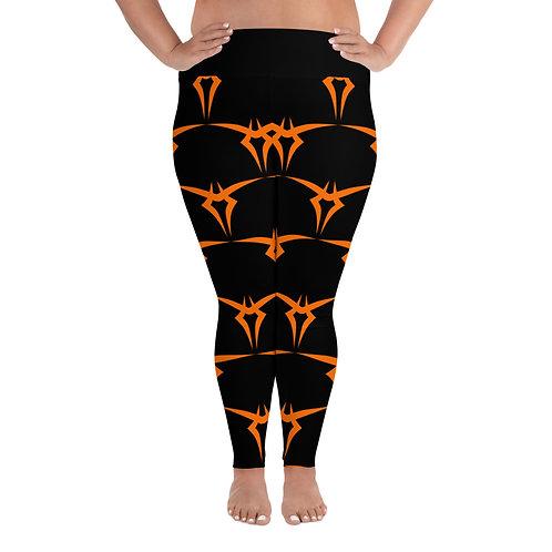 Stronger - Ladies Plus Size Leggings