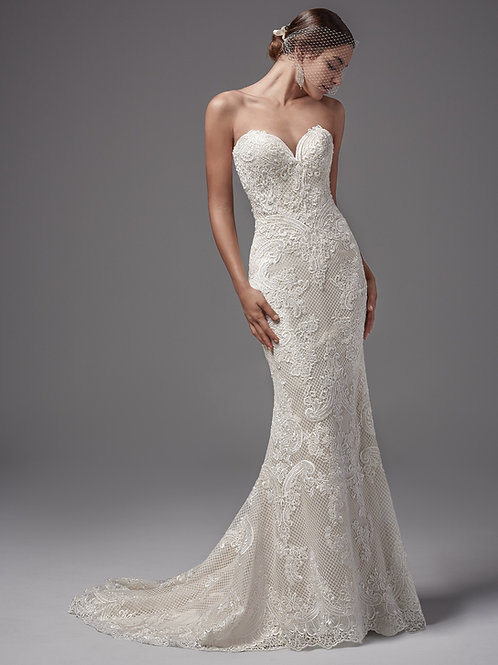 Sottero & Midgley Ellington size 12