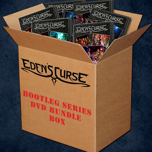 Bootleg Series Bundle Box