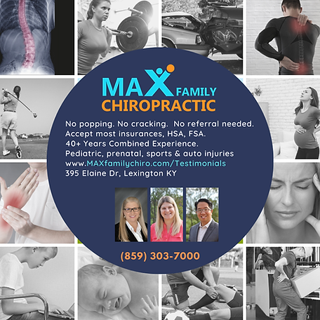 chiropractor lexington physiotherapy