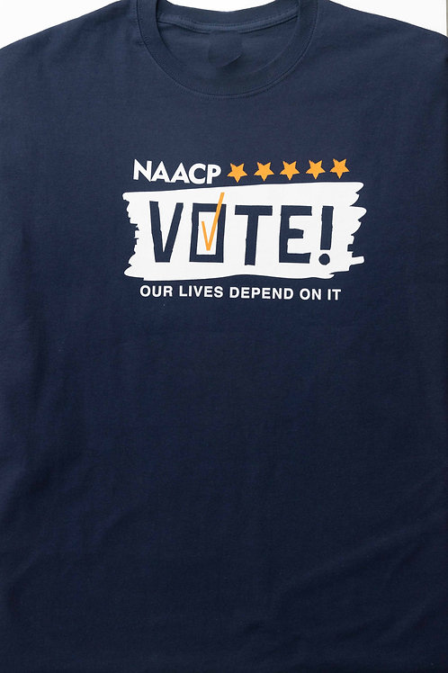 NAACP VOTE!