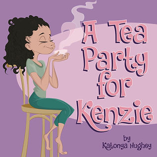 TEA PARTY FOR KENZIE COVER STEUBENPRESS