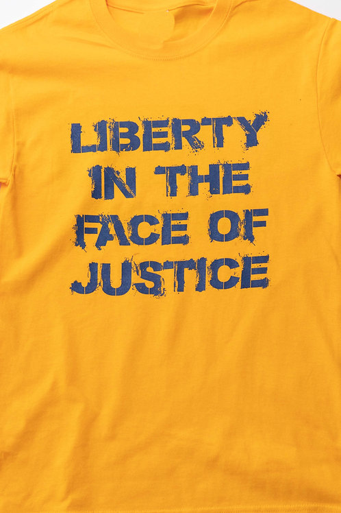 Liberty In The Face Of Justice