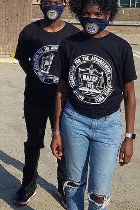 NAACP Logo T-Shirt