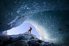 Icecave in Iceland