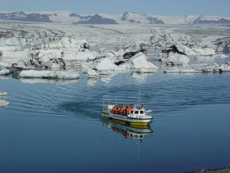 Nå ser hele verden til Island