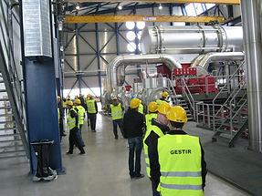 Studietur til geotermisk kraftverk på Island