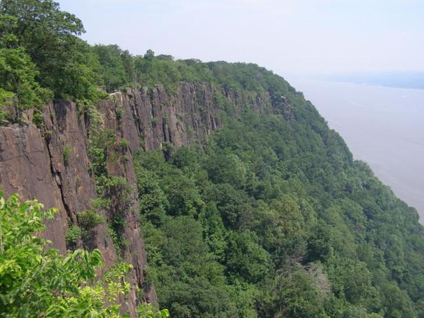 Northward View of Hudson River