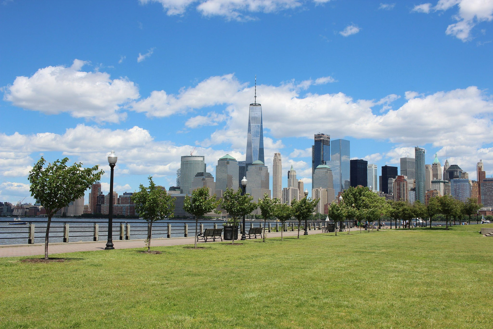 Liberty-State-Park-view-of-freedom-tower