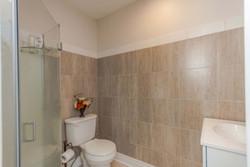 Remodeled Tan Bathroom