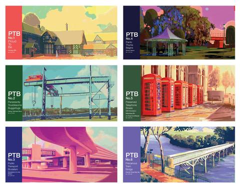 PTB- Landmark series
