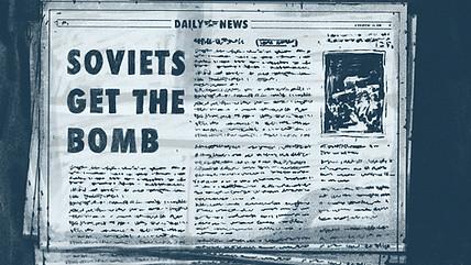 Soviets get the bomb