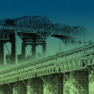Déconstruction du pont Champlain d'origine : signature du contrat