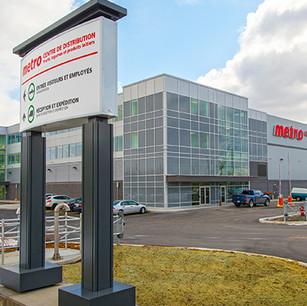 METRO investira 420 millions de dollars pour construire un nouveau centre de distribution automatisé