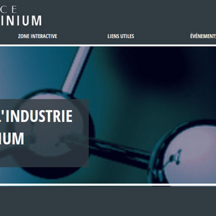 Lancement de la plateforme Espace Aluminium