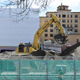 Redémarrage des chantiers de construction du CHU de Québec
