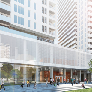 Concours d'architecture pour l'aménagement du centre de Peter-McGill