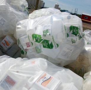 Au cours de dix ans, AgriRÉCUP a récupéré 50000 tonnes de déchets agricoles pour les recycler