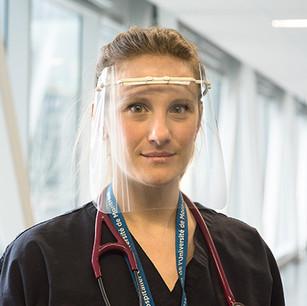 L'ETS soutient le milieu hospitalier dans sa lutte contre la COVID 19