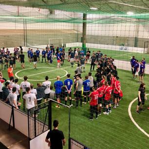 SEZAM Remporte Le Tournoi De Soccer TechAide