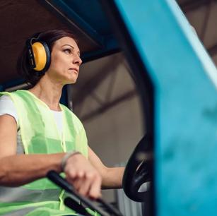 Être une femme dans l'industrie de la construction