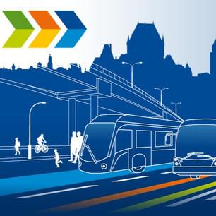 Fin de l'appel de qualification pour le projet du tramway de la ville de Québec