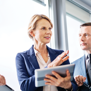 Rapport : Les femmes occupant des postes de haute direction au sein des entreprises du S&P/TSX