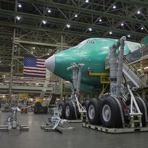 Boeing va reprendre graduellement la production des avions civils aux États-Unis