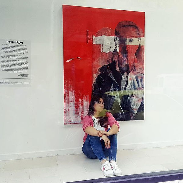 Me,myself and I _#art #exhibition #conte