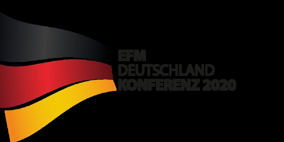 Die Deutschland Konferenz | FRANKFURT