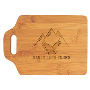 Laser Engraved Cutting Boards
